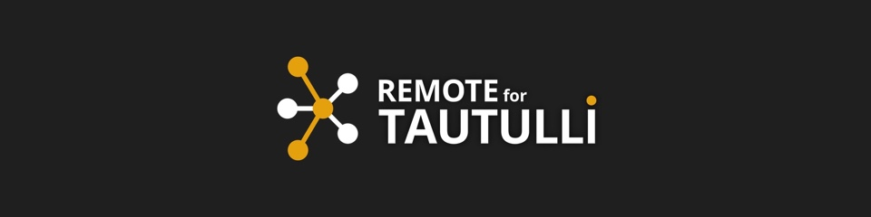 Remote for Tautulli